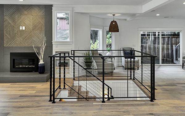 Home remodel upgrade - modern